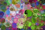 Loxi Sibley - Colorful Bubbles