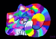 Nick Gustafson - Colorful Calico Too