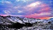 Colorful Colorado Print by Matt Helm