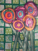 Jennifer Vazquez - Colorful Flowers