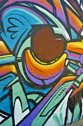 David  Zanzinger - Colorful Graffiti Display