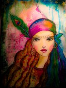 Julissie Saltzberg - Colorful Gypsy
