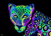 Nick Gustafson - Colorful Jaguar 2
