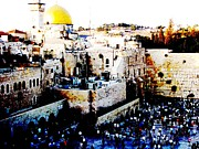 Featured Photos - colorful Kotel by Jodi Gerson