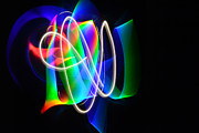 Micah Flack - Colorful Light Drawing