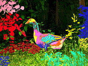 Joyce Dickens - Colorful Lucy Goosey