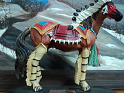 Anne-Elizabeth Whiteway - Colorful Painted Pony
