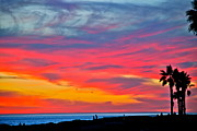 Liz Vernand - Colorful Sunset