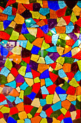 Vivid Colour Glass Art - Colorful visions by Manu Singh