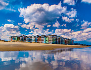 Nick Zelinsky - Colorfull Beach Condos