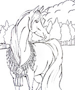 Lisa Nadler - Coloring Page 3