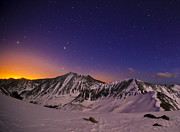 Loveland Photo Prints - Colors Of A Colorado Overnight Print by Mike Berenson