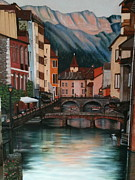 Cynthia Ablicki - Colors of Annecy