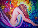 Colors Of Hope Print by Jessilyn Park
