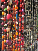 Beads Jewelry Prints - Colors of Life Print by Zed Akxis