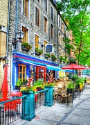 Colors Of Quebec 14 Print by Mel Steinhauer