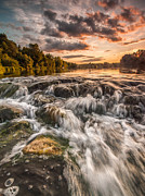 Stream Prints - Colors of Summer Print by Davorin Mance