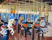 Tracy Roland - Colors of the Carousel