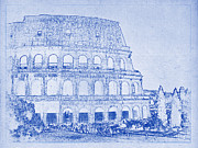 Justin Woodhouse - Colosseum of Rome...