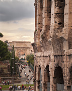 Alex Saunders - Colosseum Rome Italy