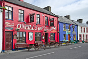 Jane McIlroy - Colourful Irish Pub