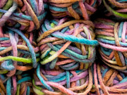 Hakon Soreide - Colourful yarn