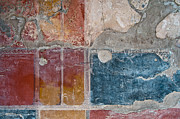 Pompeii Photos - Colours of Herculaneum by Marion Galt