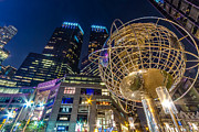 Val Black Russian Tourchin - Columbus Circle Globe...