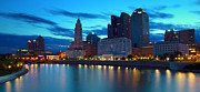 David Yunker - Columbus Ohio Panorama