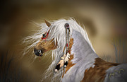 With Digital Art Originals - Comanche by Sylvia De Klerk