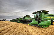 Mark Duffy - Combines Saskatchewan
