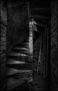 Spiral Staircase Prints - Come Up Print by Jason Green