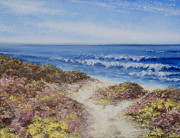 Natural Pastels - Come With Me by Constance Widen