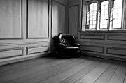 Black Photos - Comfy Chair by Ian Broadmore