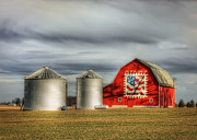 Pamela Baker - Commemorative Barn of...