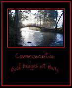 Communication Digital Art Prints - Communication Print by Bill Cannon