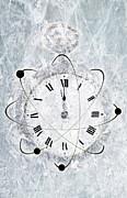George Mattei - Conceptual Illustration of Frozen Time