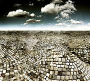 Concrete Mind Print by Florin Birjoveanu
