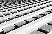 Gaspar Avila Art - Concrete seats by Gaspar Avila