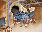 Conestoga Originals - Conestoga Wagon by Emilee Reed