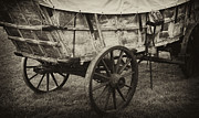 Conestoga Photo Metal Prints - Conestoga Wagon Metal Print by Paul W Faust -  Impressions of Light
