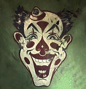 Gregory Dyer - Coney Island Clown