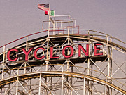 Gregory Dyer - Coney Island - The Cyclone