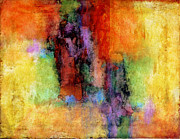 Uplifting Mixed Media Prints - Confection Print by Jim Whalen