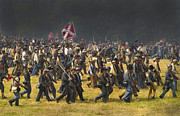 Civil Photos - Confederate Charge at Gettysburg by Paul W Faust -  Impressions of Light