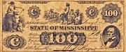 Signature Mixed Media Prints - Confederate Money 2 Print by Todd and candice Dailey