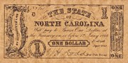 Signature Mixed Media Prints - Confederate Money 8 Print by Todd and candice Dailey