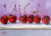 Delilah  Smith - Conga Cherries
