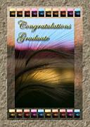 Jeanette K - Congratulations Graduate Grass Sunset