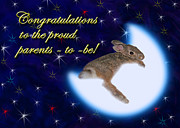Jeanette K - Congratulations to the proud parents to be Bunny Rabbit